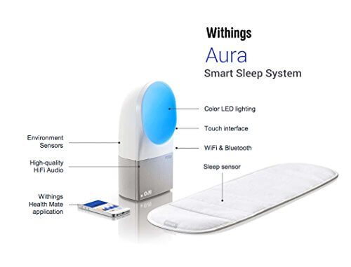 Lichtwecker Test - Withings Aura - 03